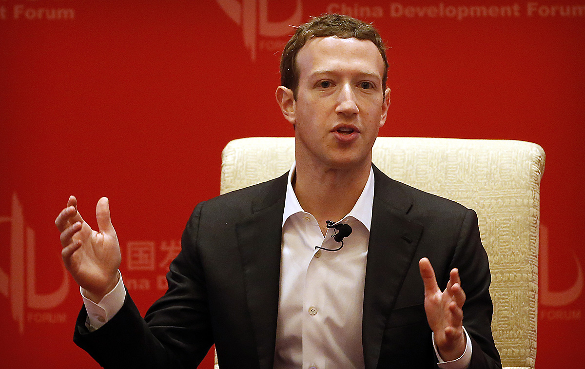 Facebook Testing Chinese Social Media Market With Secret App