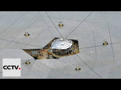 China-builds-worlds-largest-radio-telescope