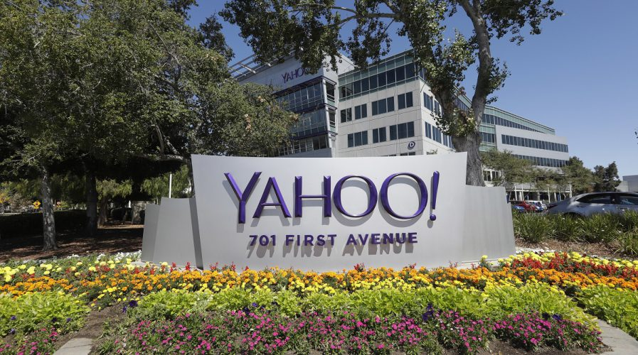 yahoo headquarters office
