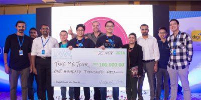 takemetour startup travel thailand