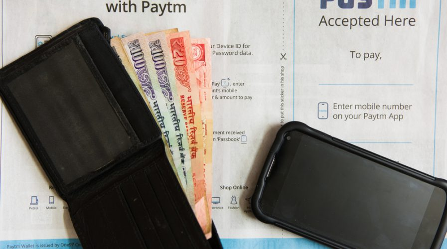 paytm india payment