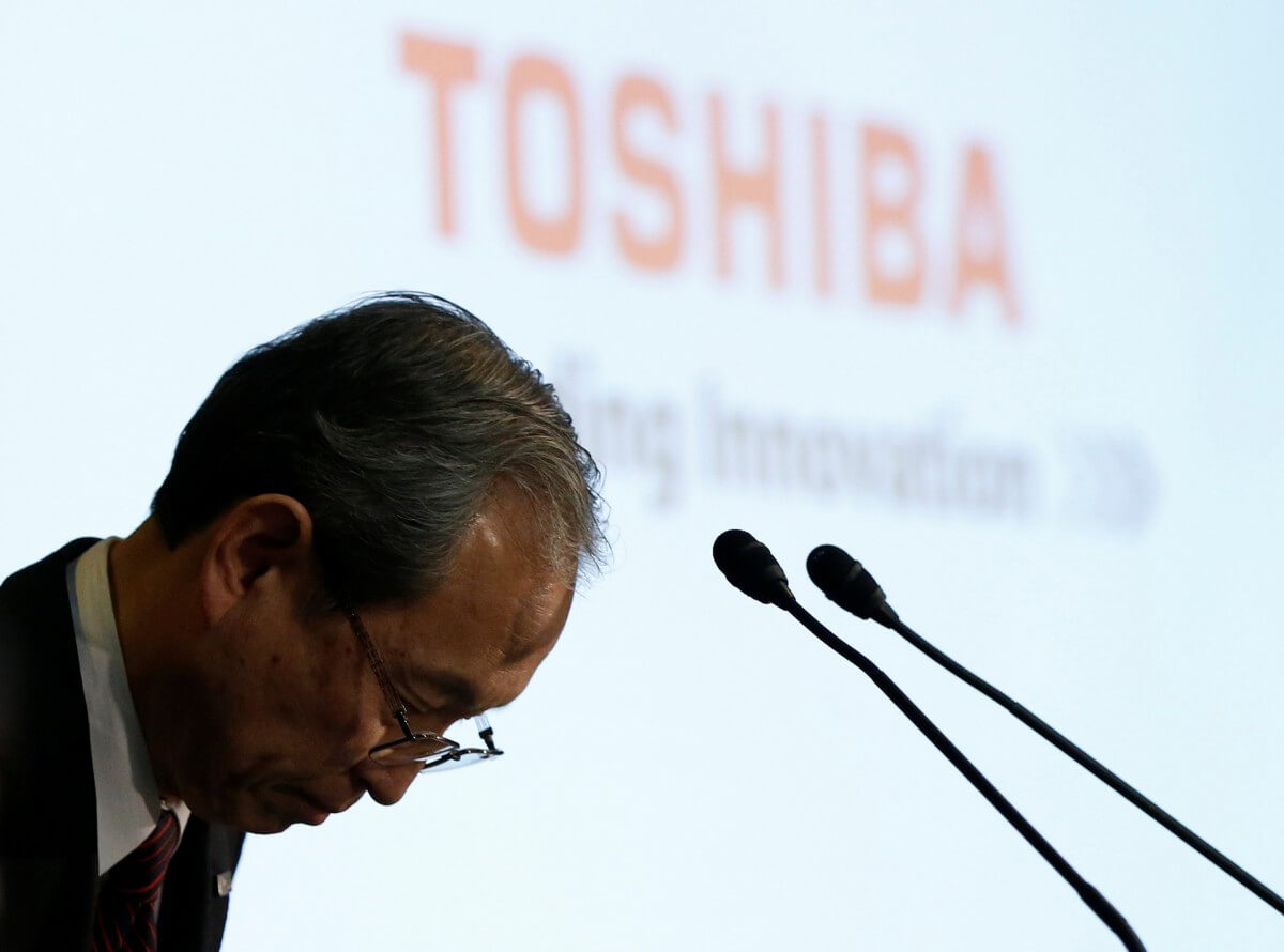 Western Digital offers to exit Toshiba chip bid for better JV terms