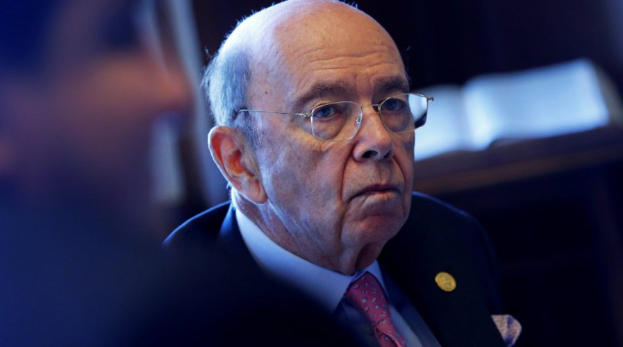 Wilbur Ross, Washington, commerce
