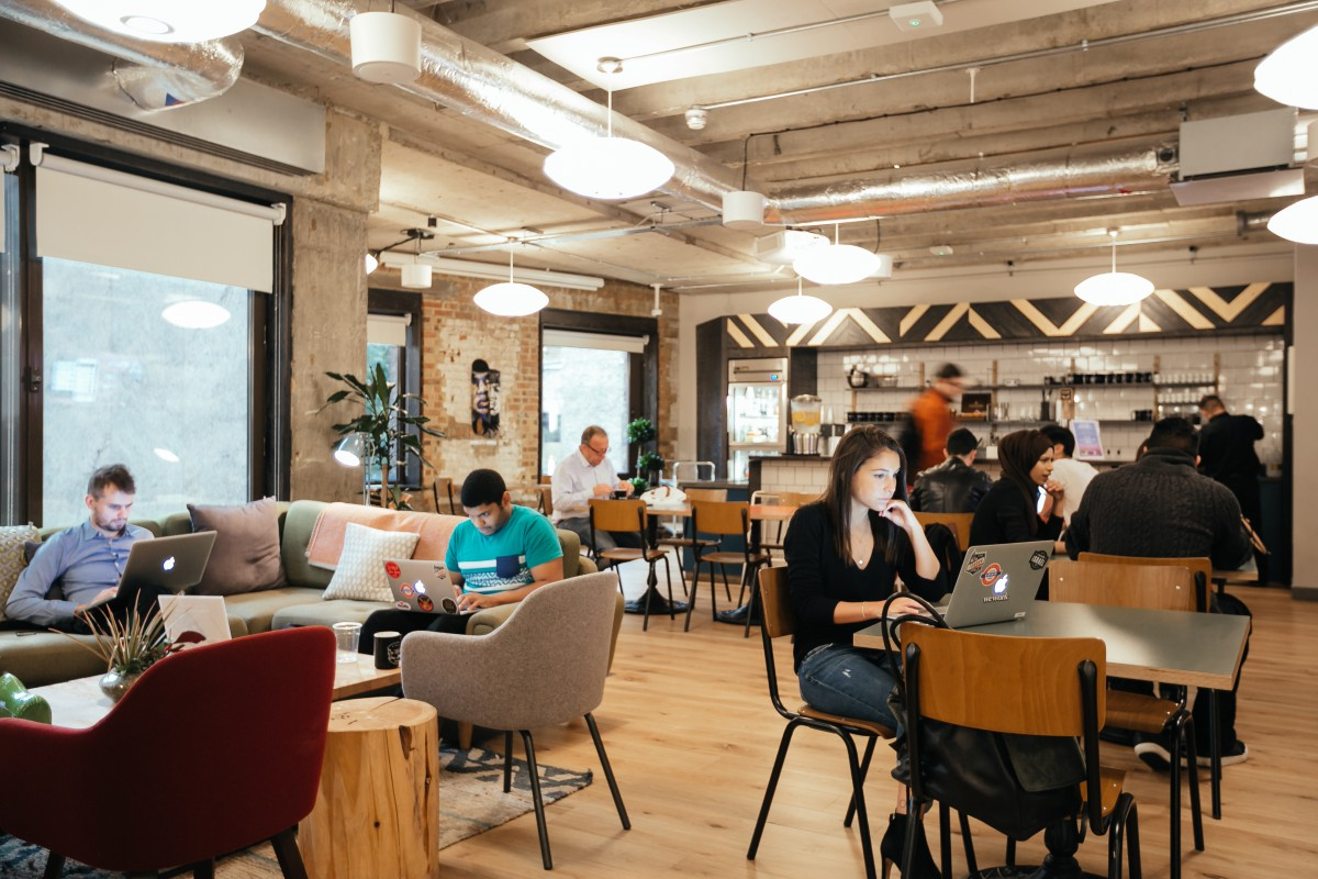 WeWork to Acquire Spacemob