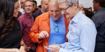 apple, tim cook, 10th anniversary