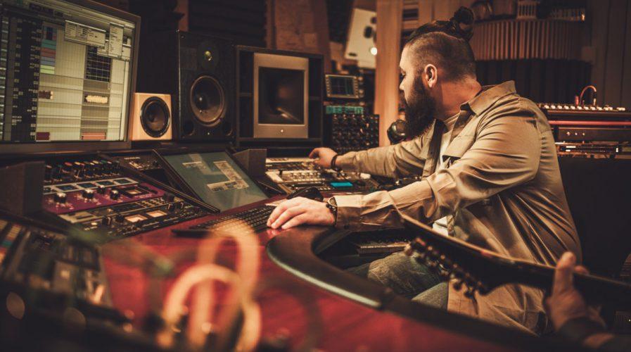 producer, recording