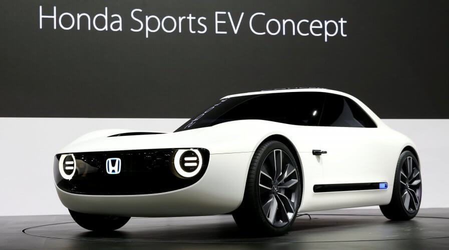EV Honda electric vehicles