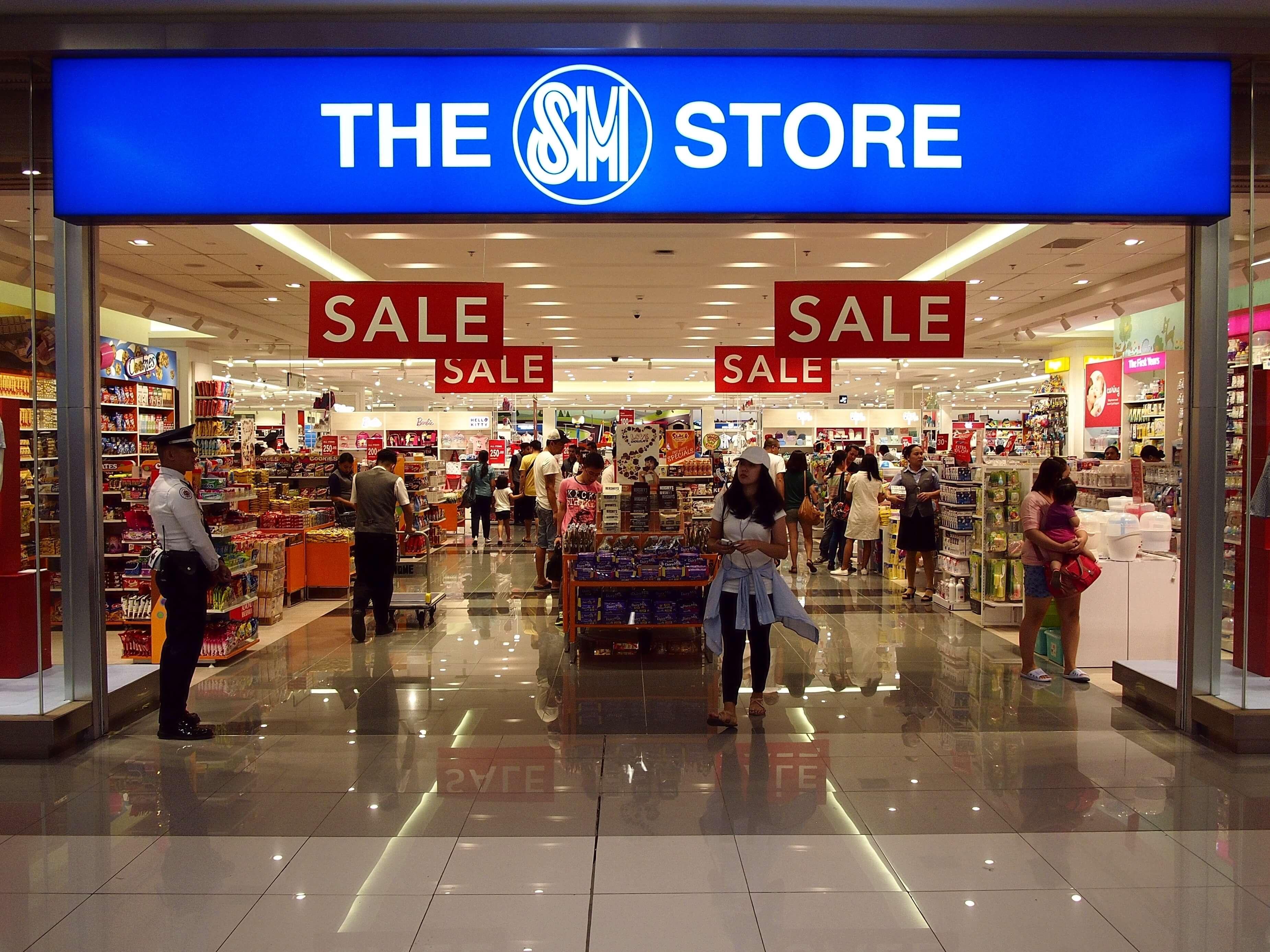 SM Mall Philippines