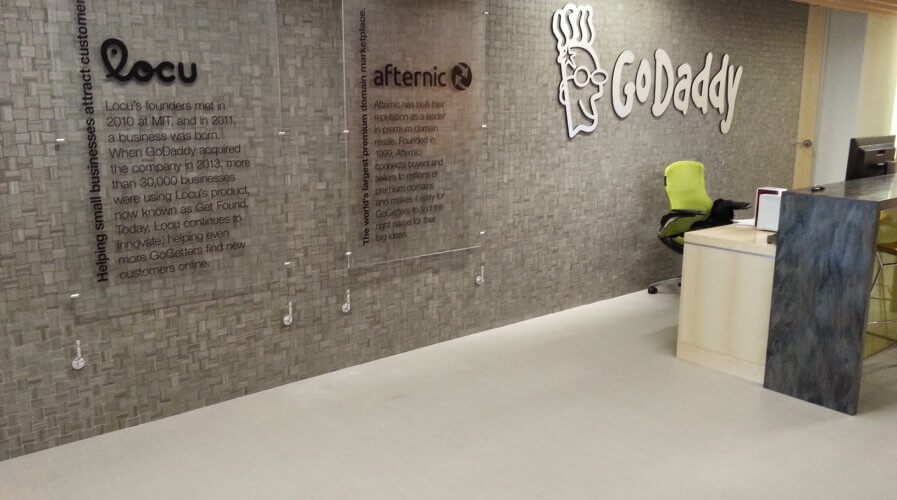 GoDaddy Cambridge office