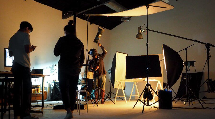 video making studio production