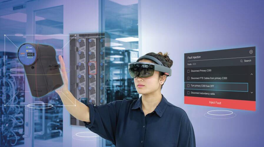 AR/VR can revolutionize industrial training