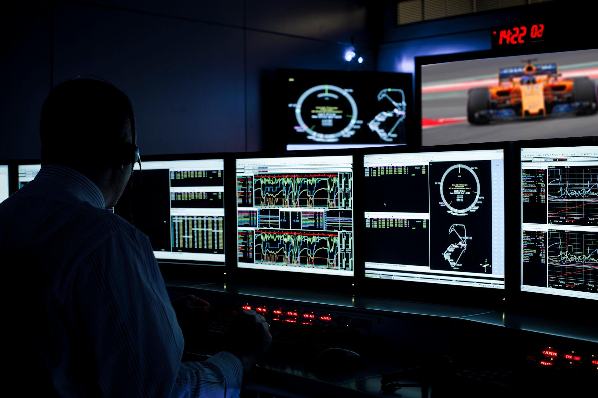 Performance Technology: Singapore Deploys McLaren's F1 Tech To Monitor MRT Train