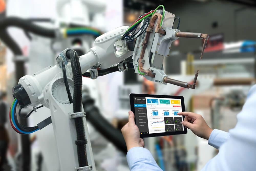 smart factories, AI, production