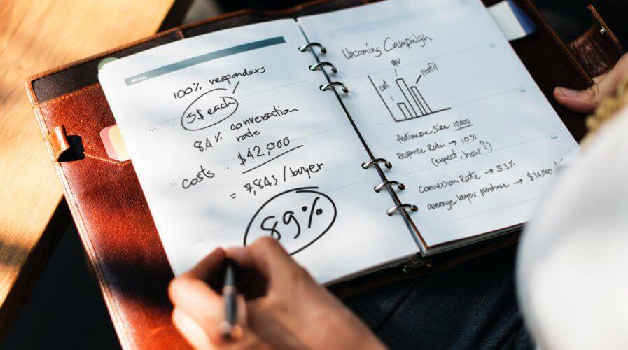 online marketing diary
