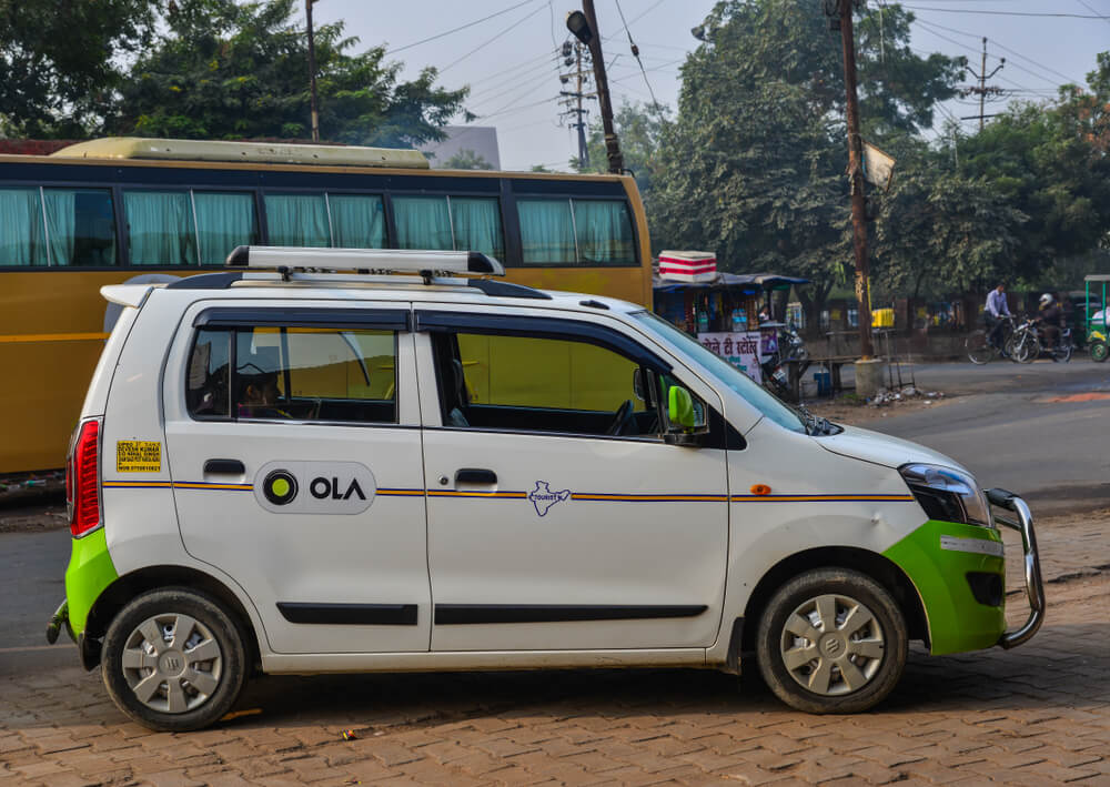 Ola plans to roll out 10k electric three-wheelers in a year